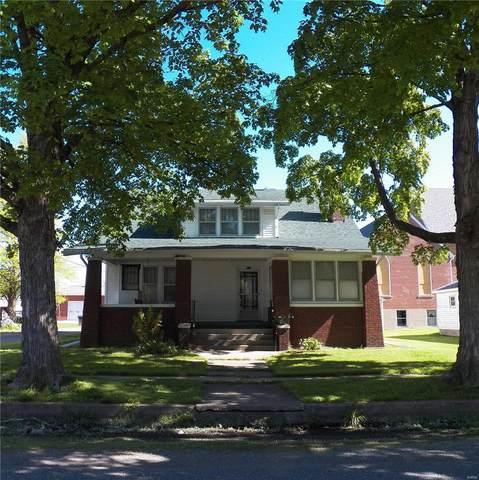 614 Locust Street, Carrollton, IL 62016 (#21031969) :: Tarrant & Harman Real Estate and Auction Co.