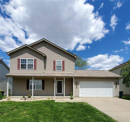 2629 Northbridge Court, Granite City, IL 62040 (#21032000) :: Matt Smith Real Estate Group