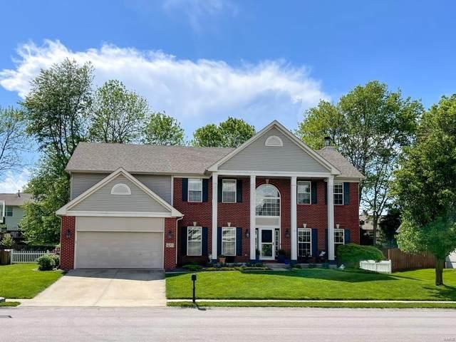 1249 Conrad, O'Fallon, IL 62269 (#21032033) :: Tarrant & Harman Real Estate and Auction Co.