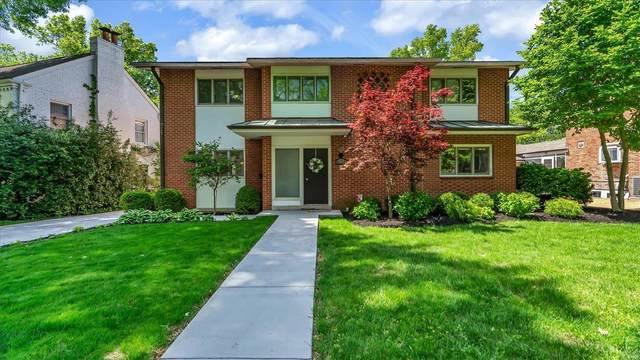 8018 Crescent Drive, St Louis, MO 63105 (#21032063) :: Parson Realty Group