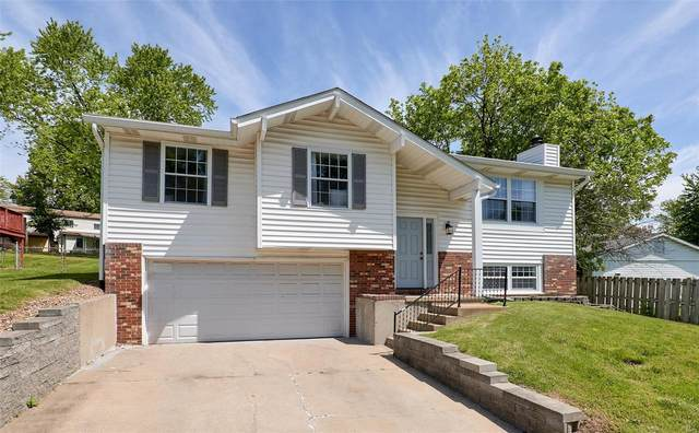 12443 Marine Avenue, Maryland Heights, MO 63043 (#21032066) :: St. Louis Finest Homes Realty Group