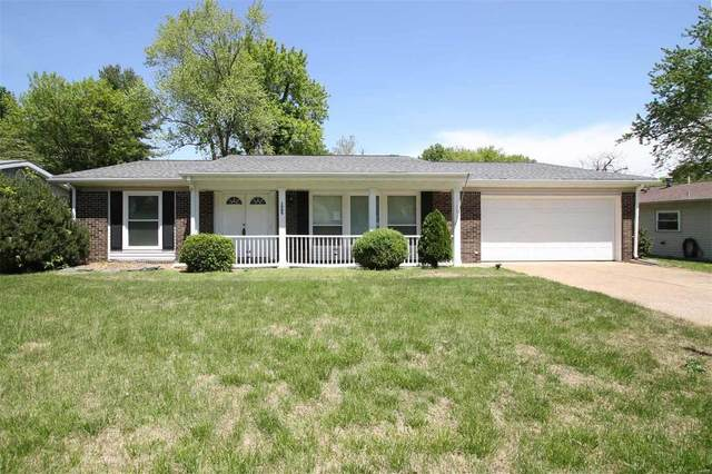 1009 Rutledge Drive, Belleville, IL 62221 (#21032067) :: Tarrant & Harman Real Estate and Auction Co.