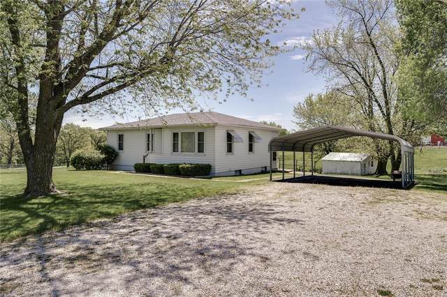 3924 Highway B, Elsberry, MO 63343 (#21032070) :: Parson Realty Group