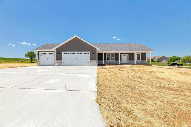 101 Moore Estates Drive, Troy, MO 63379 (#21032080) :: Kelly Hager Group | TdD Premier Real Estate