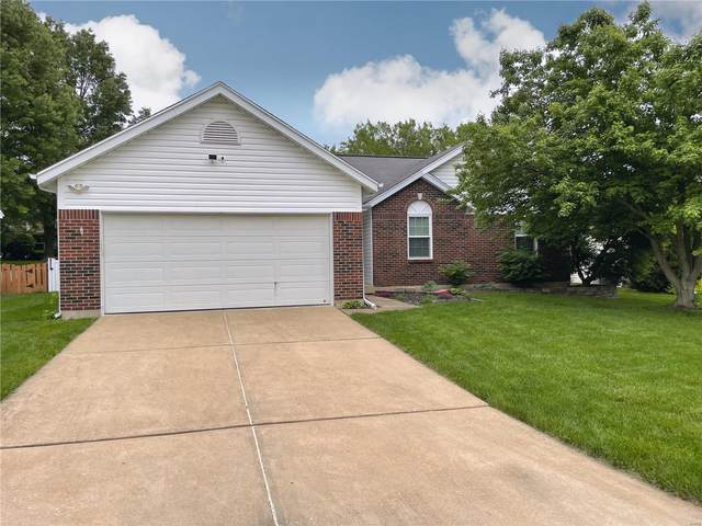 104 Eric Craig Court, Saint Peters, MO 63376 (#21032088) :: Parson Realty Group