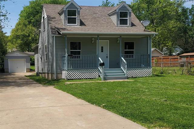3205 Airway Avenue, St Louis, MO 63114 (#21032116) :: Terry Gannon | Re/Max Results