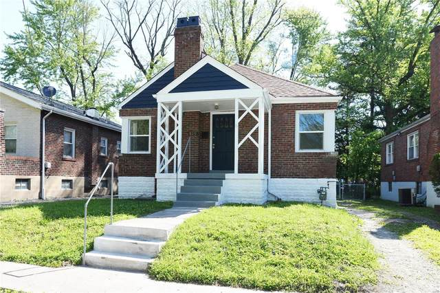 610 Tesmore Place, St Louis, MO 63135 (#21032134) :: Terry Gannon | Re/Max Results