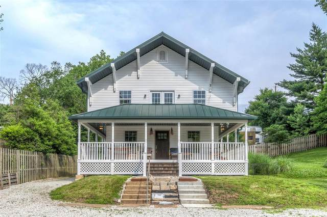127 Front Street, Labadie, MO 63055 (#21032143) :: Matt Smith Real Estate Group