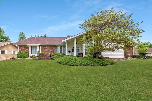 409 Brass Lamp Drive, Ballwin, MO 63011 (#21032157) :: PalmerHouse Properties LLC