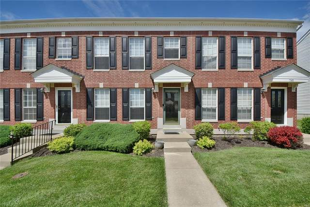 743 Hyde Drive, O'Fallon, MO 63366 (#21032162) :: St. Louis Finest Homes Realty Group