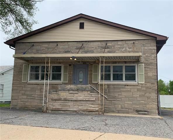 225 W Macarthur, Cottage Hills, IL 62018 (#21032164) :: Jeremy Schneider Real Estate