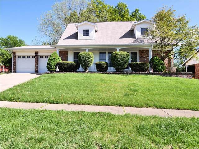 3704 Monsols Drive, Florissant, MO 63034 (#21032197) :: Terry Gannon | Re/Max Results