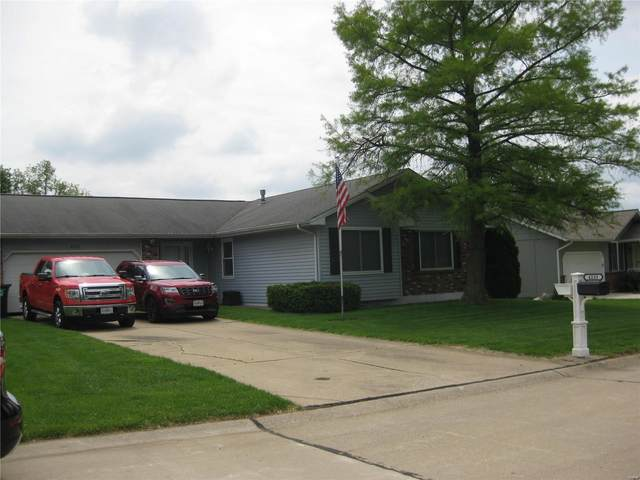 4233 Chisholm Trail Lane, Saint Charles, MO 63304 (#21032205) :: St. Louis Finest Homes Realty Group