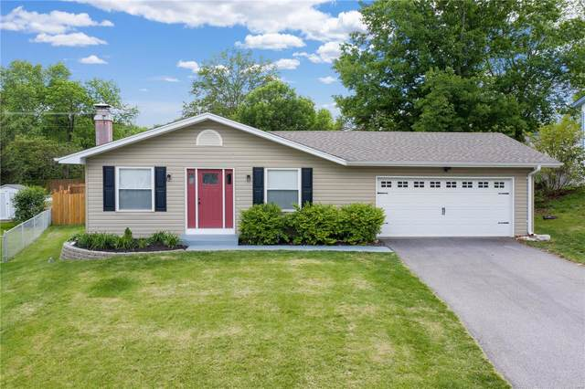 4 Lisa Court, Saint Peters, MO 63376 (#21032209) :: Hartmann Realtors Inc.