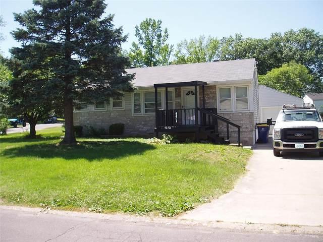 4401 Herbert Avenue, St Louis, MO 63134 (#21032231) :: Realty Executives, Fort Leonard Wood LLC
