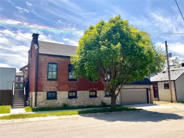 3003 Missouri Avenue, St Louis, MO 63118 (#21032237) :: Realty Executives, Fort Leonard Wood LLC
