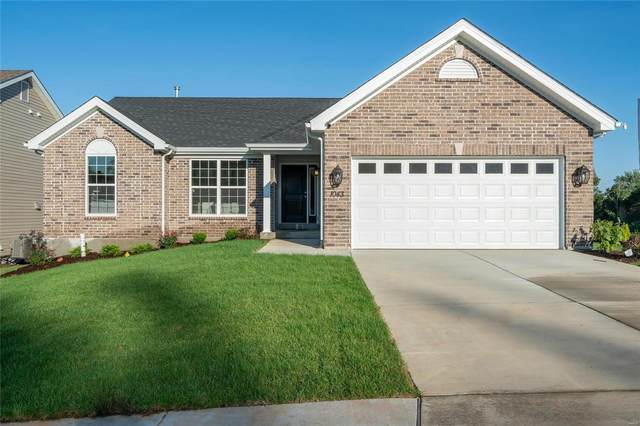 1 @ Hickory At Prairie Wind, Wentzville, MO 63385 (#21032250) :: Parson Realty Group