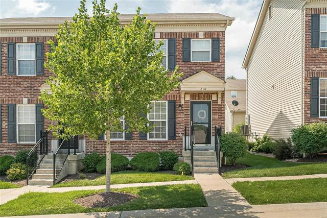 210 Candice Way, Saint Peters, MO 63376 (#21032255) :: Blasingame Group   Keller Williams Marquee