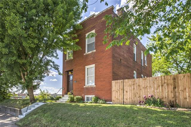 4481 Vista Avenue, St Louis, MO 63110 (#21032257) :: Clarity Street Realty