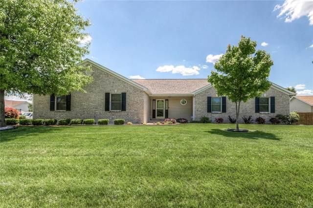 100 Weatherby Lane, Wright City, MO 63390 (#21032266) :: Matt Smith Real Estate Group