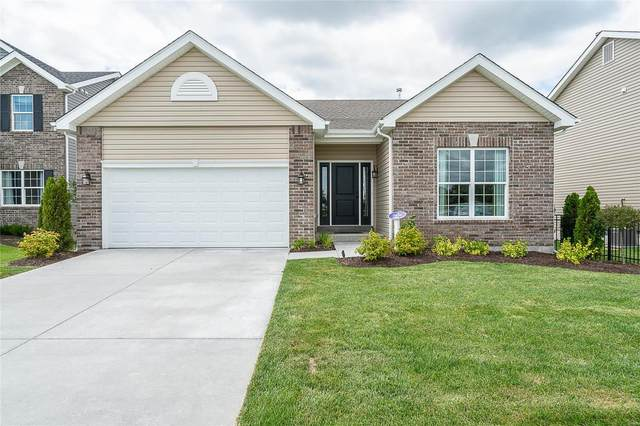 1 @ Aspen At Prairie Wind, Wentzville, MO 63385 (#21032277) :: Parson Realty Group