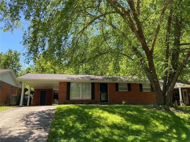 1321 Monticello Lane, Cape Girardeau, MO 63701 (#21032285) :: Matt Smith Real Estate Group