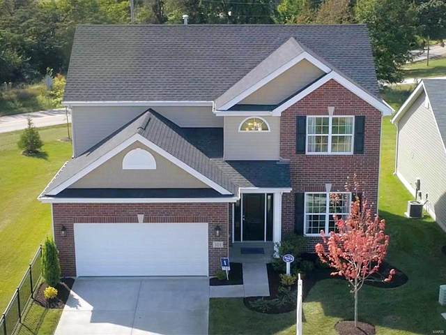 1 @ Royal II At Prairie Wind, Wentzville, MO 63385 (#21032295) :: Parson Realty Group