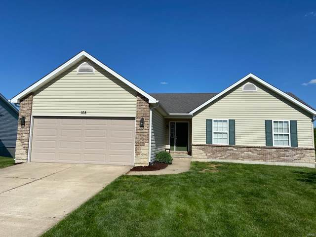 108 Plymouth Drive, Wright City, MO 63390 (#21032297) :: Jeremy Schneider Real Estate