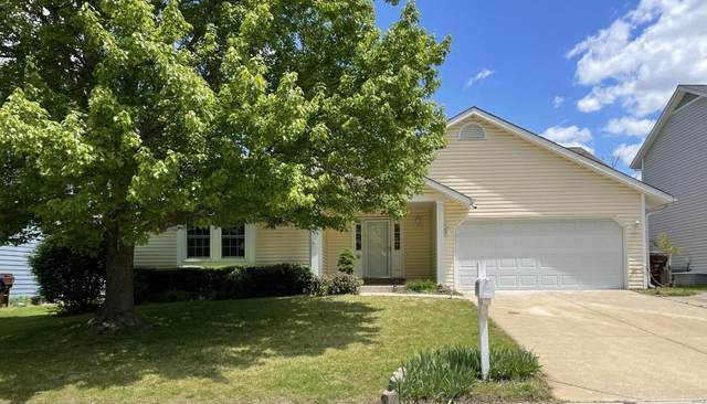 1184 Colby Court, Saint Peters, MO 63376 (#21032300) :: Terry Gannon | Re/Max Results