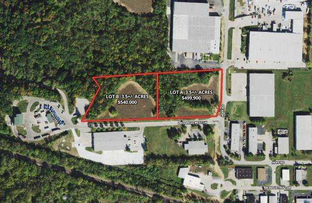 0 3.5 +/- Acres Hoff Rd Lot B, O'Fallon, MO 63366 (#21032316) :: Parson Realty Group