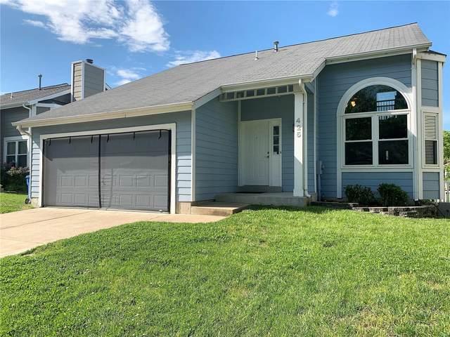425 Seton Hall, Valley Park, MO 63088 (#21032341) :: Clarity Street Realty