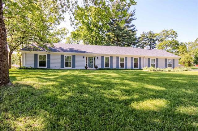 245 Brixham Drive, Chesterfield, MO 63017 (#21032343) :: PalmerHouse Properties LLC