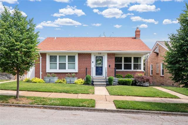 5219 Pernod Avenue, St Louis, MO 63139 (#21032357) :: Clarity Street Realty