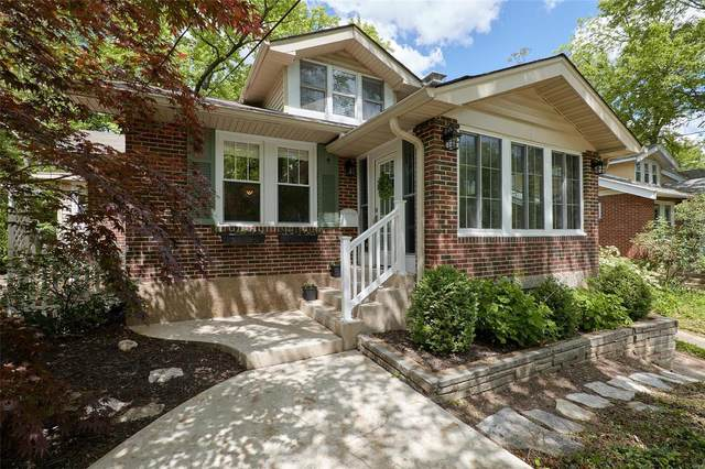 401 Summit Avenue, Webster Groves, MO 63119 (#21032376) :: Clarity Street Realty