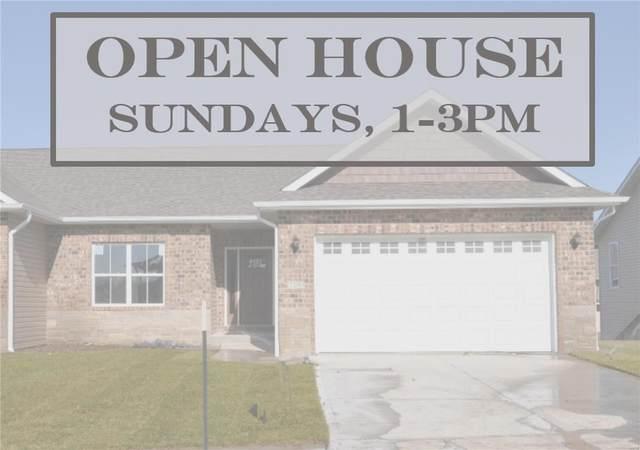 7121 Remington Villa Drive, Maryville, IL 62062 (#21032392) :: Parson Realty Group