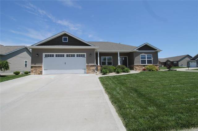 540 Patton Drive, Troy, IL 62294 (#21032393) :: Kelly Hager Group | TdD Premier Real Estate