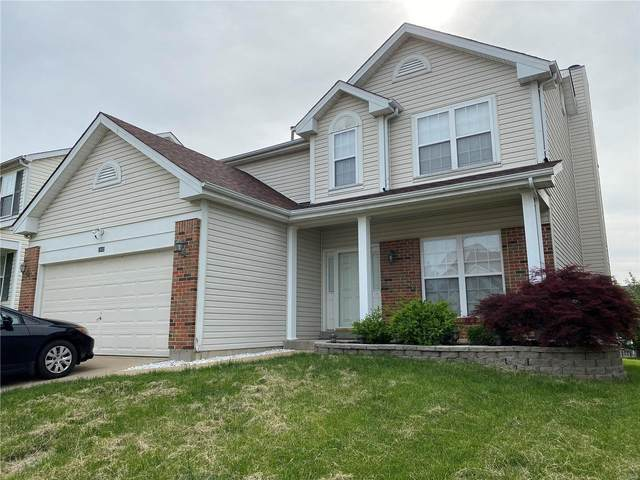 5940 Southcrest Way, St Louis, MO 63129 (#21032415) :: Tarrant & Harman Real Estate and Auction Co.