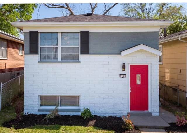 6104 Eveline Street, St Louis, MO 63139 (#21032421) :: Parson Realty Group