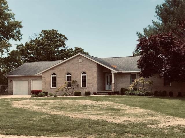 413 Cottonwood Drive, Salem, IL 62881 (#21032432) :: Terry Gannon | Re/Max Results
