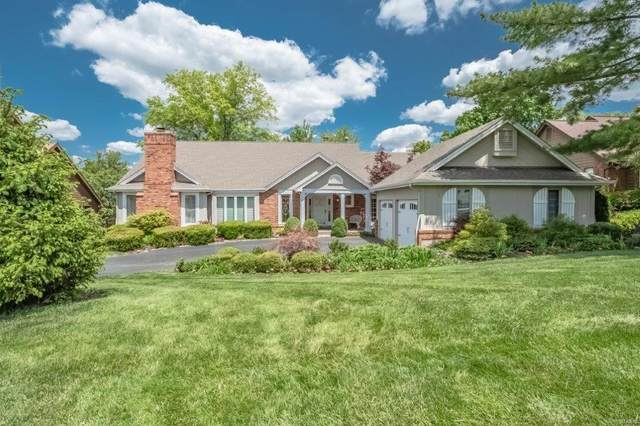 14271 Cedar Springs, Chesterfield, MO 63017 (#21032435) :: PalmerHouse Properties LLC