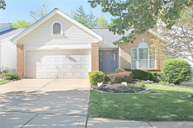 952 Oak Knoll Manor Drive, St Louis, MO 63119 (#21032446) :: Parson Realty Group