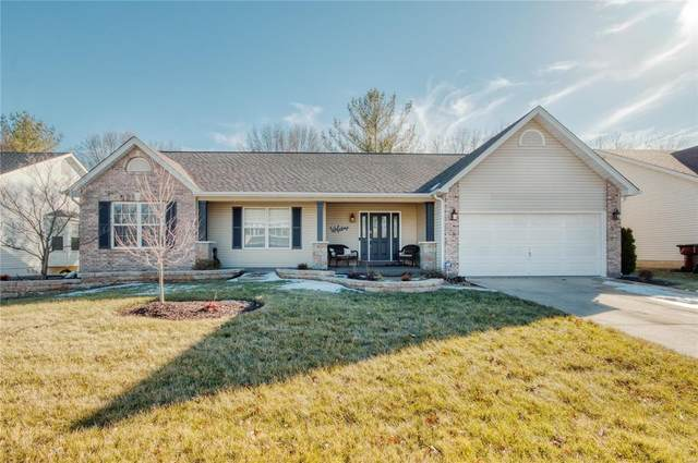 1061 Treeshade, Saint Peters, MO 63376 (#21032454) :: Parson Realty Group