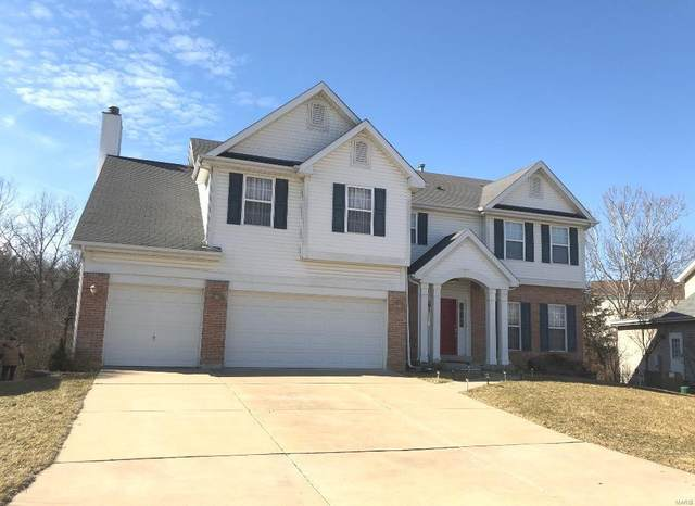 1150 Manor Cove Drive, Saint Charles, MO 63304 (#21032460) :: Clarity Street Realty