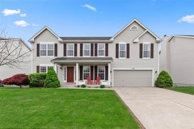 199 Abington Drive, Saint Peters, MO 63776 (#21032461) :: Tarrant & Harman Real Estate and Auction Co.