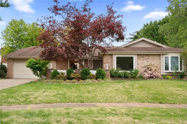 1871 Clover Ridge Court, Chesterfield, MO 63017 (#21032470) :: PalmerHouse Properties LLC