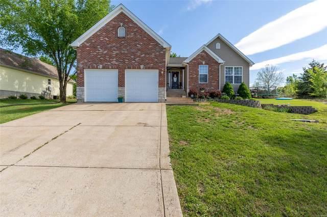 1017 Lakeshore Drive, De Soto, MO 63020 (#21032472) :: Matt Smith Real Estate Group