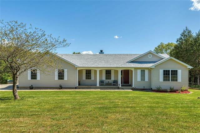 5989 State Road Y, Hillsboro, MO 63050 (#21032477) :: Clarity Street Realty