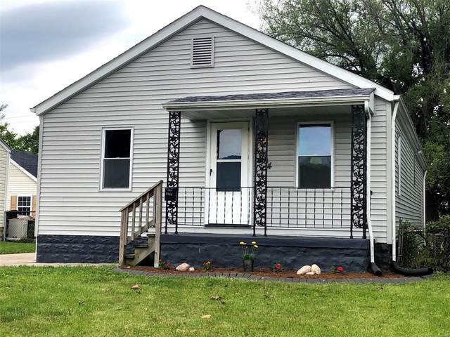 2604 E 28th, Granite City, IL 62040 (#21032487) :: Matt Smith Real Estate Group