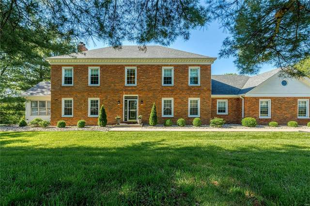 810 Masonridge Road, Town and Country, MO 63141 (#21032488) :: Clarity Street Realty