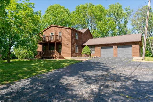 266 S Eatherton, Chesterfield, MO 63005 (#21032503) :: Tarrant & Harman Real Estate and Auction Co.
